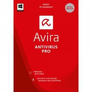 Avira Antivirus Pro 1 PC 1 AN