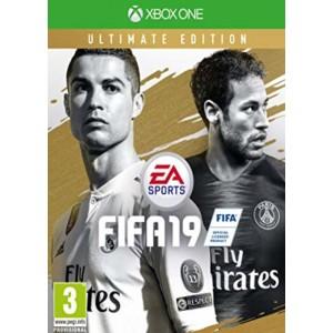 FIFA 19 Ultimate Edition Xbox