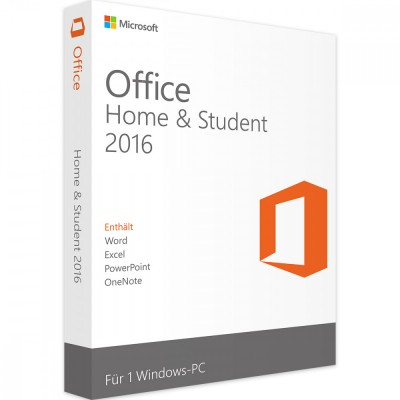 Office Home and Student 2016