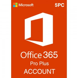 Office 365 Pro Plus - 5 dispozitive