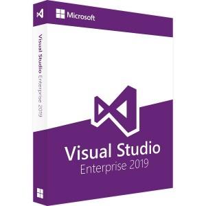 Microsoft Visual Studio Enterprise 2019 – 5PC