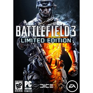 Battlefield 3 Limited Edition Origin
