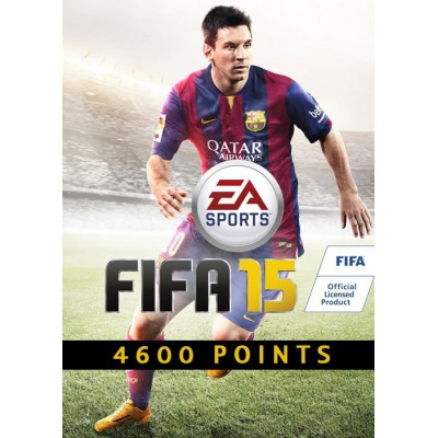 FIFA 15 Ultimate Team 4600 Points XBOX (ORIGIN)