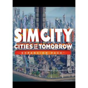 Simcity Cities Of Tomorrow DLC Origin