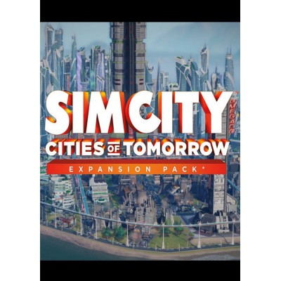 Simcity Cities Of Tomorrow DLC Origin