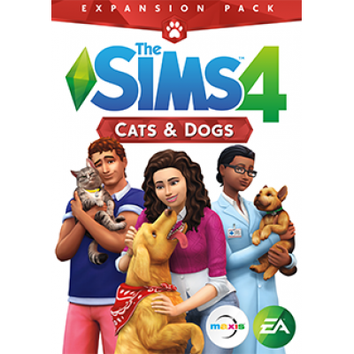 The Sims 4 Cats And Dogs ORIGIN