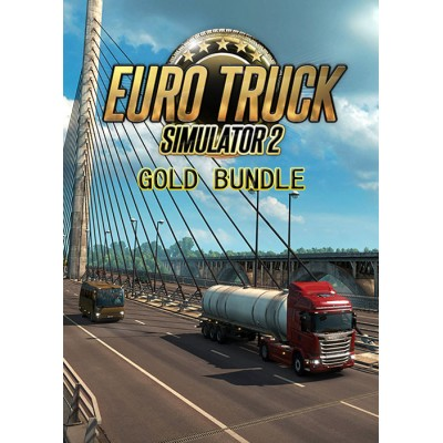 Euro Truck Simulator 2 Gold Bundle Steam