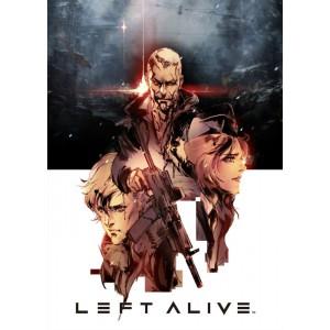 Left Alive Steam