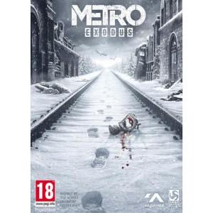 Metro Exodus Epic STEAM