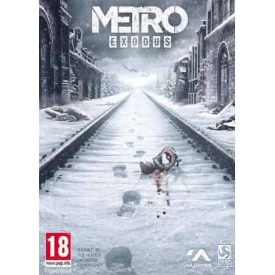 Metro Exodus Epic STEAM