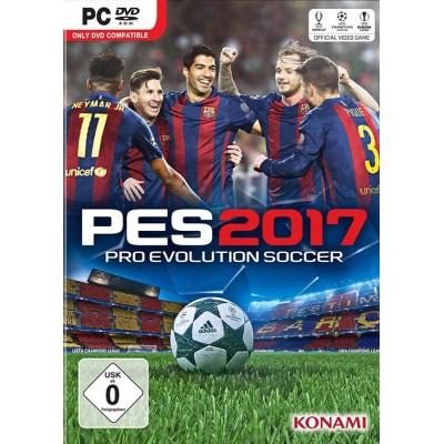 Pro Evolution Soccer 2017 Steam