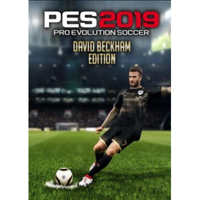 Pro Evolution Soccer 2019 David Beckham Edition STEAM