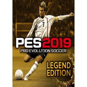 Pro Evolution Soccer 2019 Legend Edition STEAM