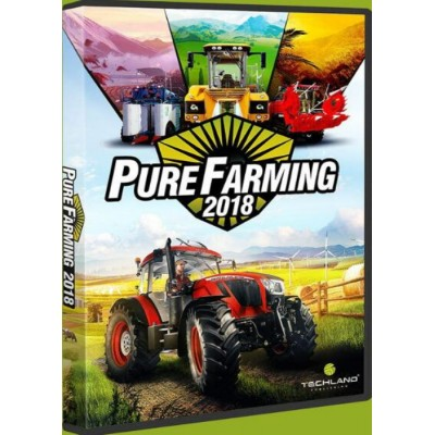 Pure Farming 2018 Steam