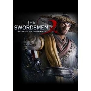 The Swordsmen X Steam