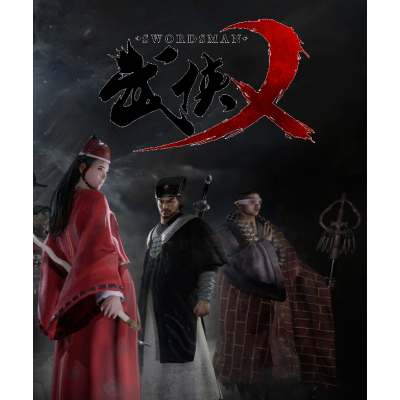 The Swordsmen X Young Master DLC Steam