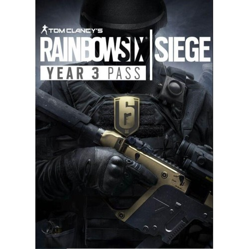 Tom Clancy's Rainbow Six Siege Year 3 Pass