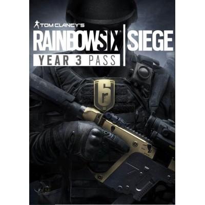 Tom Clancy's Rainbow Six Siege Year 3 Pass DLC UPLAY