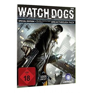 Watch Dogs Special Edition Uplay