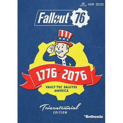 Fallout 76 Tricentennial Xbox