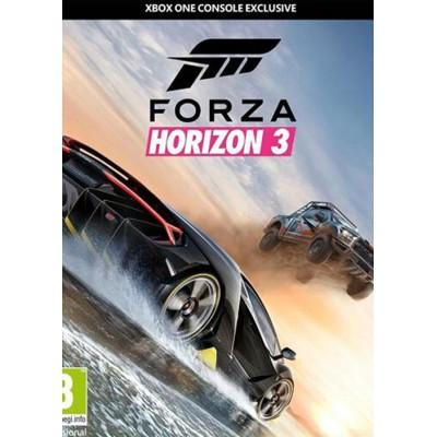 Forza Horizon 3 Xbox