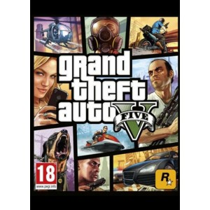 Grand Theft Auto V Xbox