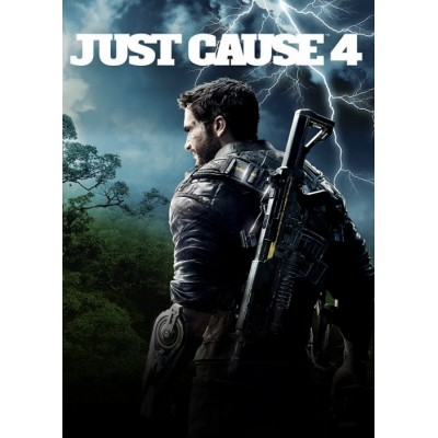 Just Cause 4 Xbox