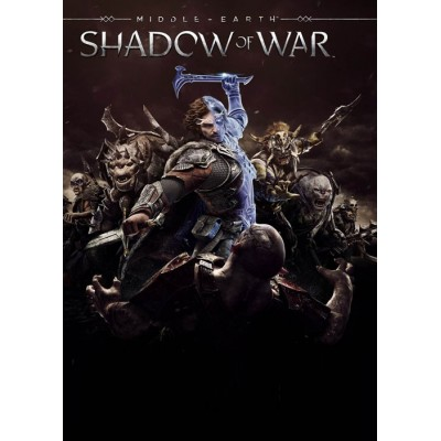Middle Earth Shadow Of War Standard Xbox