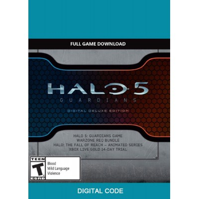Halo 5: The Guardians Digital Deluxe Xbox
