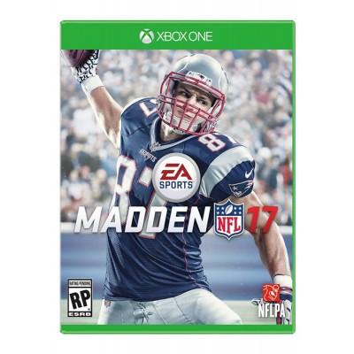 Madden NFL 17 XBOX