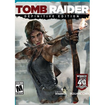 Tomb Raider Definitive Edition XBOX